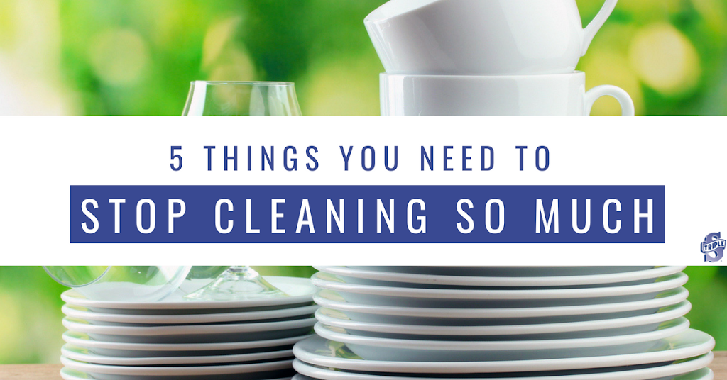5 Things You Are Cleaning Too Often