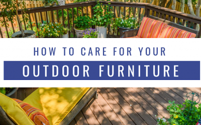 Why You Should Store Your Patio Cushions With Us
