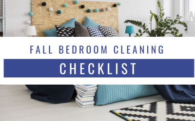 Your Fall Bedroom Cleaning Checklist