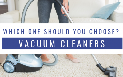 Should You Buy an Upright or Canister Vacuum?