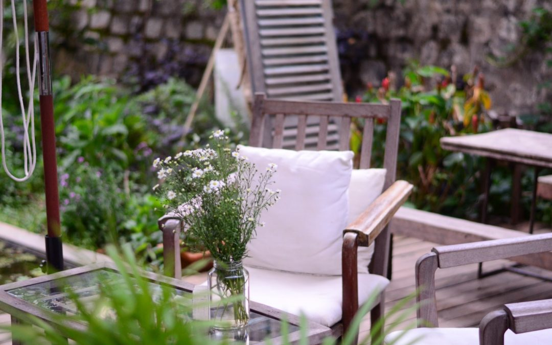 The Importance of Cleaning & Storing Your Outdoor Cushions