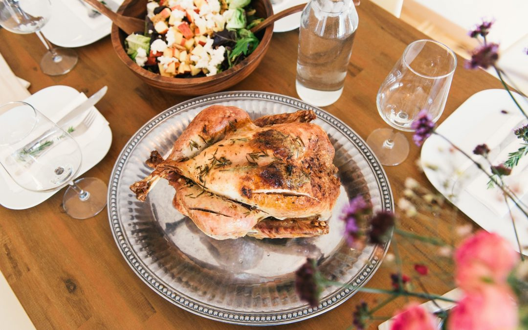 Cleaning Guide to Hosting Thanksgiving