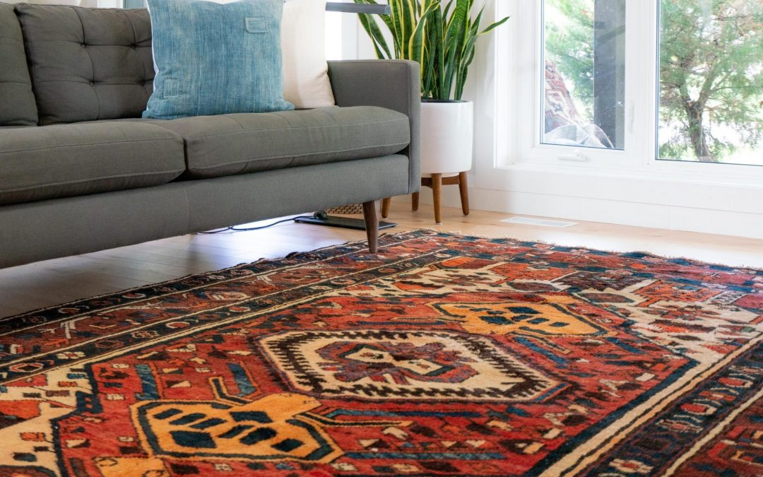 What are Natural Fiber Area Rugs?