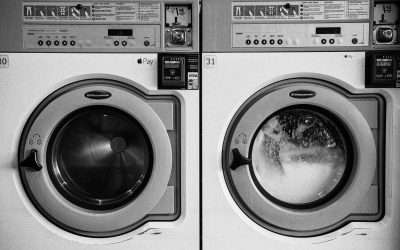 How to Deep Clean Your Laundry Room